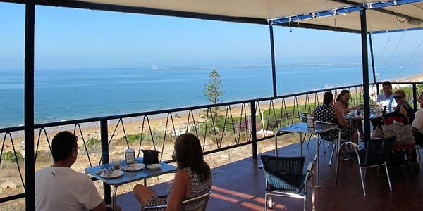 Restaurante Camping Playa Mazagón